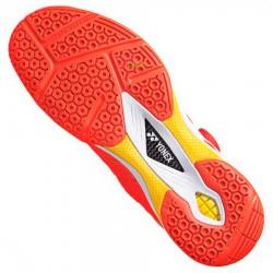 【YONEX】POWER CUSHION 88 DIAL紅 快速綁帶轉轉羽球鞋(男女款)