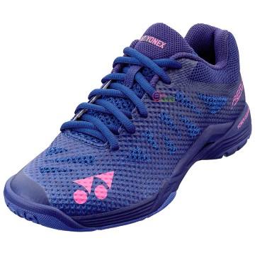 【YONEX】POWER CUSHION AERUS 3 WOMEN NB丈青紫 耐磨鞋面女款羽球鞋