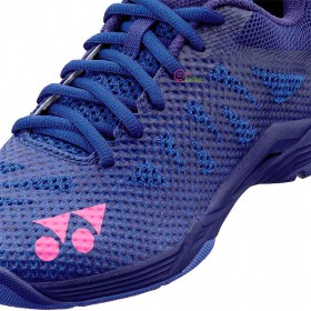【YONEX】POWER CUSHION AERUS 3 WOMEN NB丈青紫 耐磨鞋面女款羽球鞋