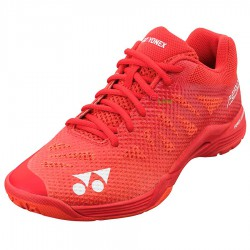 【YONEX】POWER CUSHION AERUS 3MEN R紅 耐磨鞋面男款羽球鞋