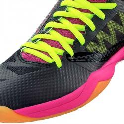 【YONEX】POWER CUSHION CFZ2黑粉 女款選手級羽球鞋