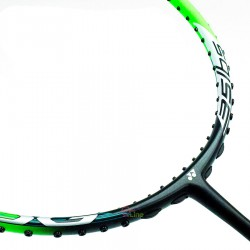 【YONEX】VOLTRIC-7DG白綠 頭重35高磅強力扣殺3U羽球拍