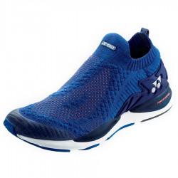 【YONEX】SAFERUN 950MEX藍 降低膝蓋壓力吸震舒適慢跑鞋(男款)