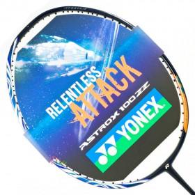 【YONEX】ASTROX 100ZZ 實現流暢且快速的連續進攻羽球拍