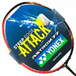 【YONEX】ASTROX 77閃耀紅 新次元強而有力的進攻羽球拍