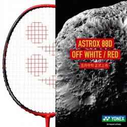 【YONEX】ASTROX 88D新黑紅 拍框加速科技主宰扣殺羽球拍