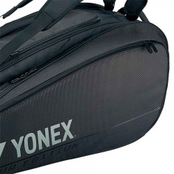 【YONEX】BAG92029EX黑 9支裝大容量雙肩羽拍包