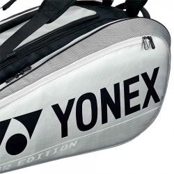 【YONEX】BAG92029EX銀 9支裝大容量雙肩羽拍包