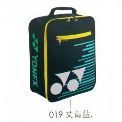 【YONEX】BAG40010TR-019丈青藍 防水布料新款鞋袋