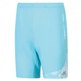 【YONEX】12000TR-131深薄荷綠 專業比賽羽球短褲