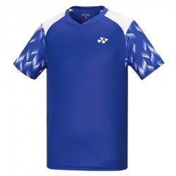 【YONEX】13020TR-112暗藍 專業男款羽球比賽服