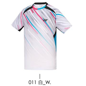 【YONEX】13040TR-011白 男款羽球服