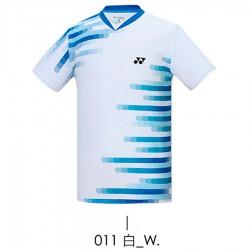 【YONEX】13060TR-011白 男款羽球服