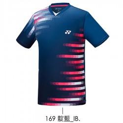【YONEX】13060TR-169靛藍 男款羽球服