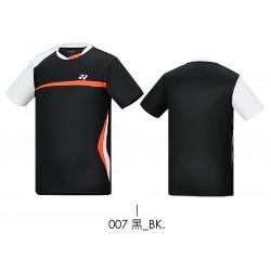 【YONEX】13080TR-011白 男款羽球服