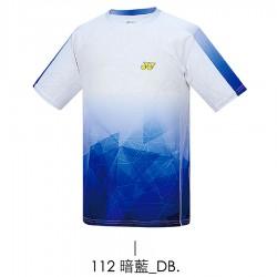 【YONEX】13120TR-112暗藍 男款羽球服