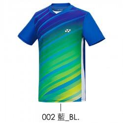 【YONEX】13180TR-002藍 親子款羽球服