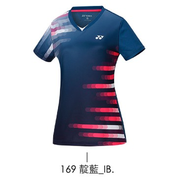 【YONEX】23060TR-169靛藍 女款羽球服