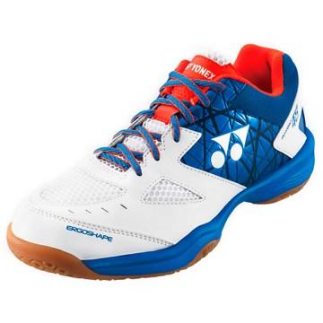 【YONEX】POWER CUSHION 48白藍 標準款羽球鞋