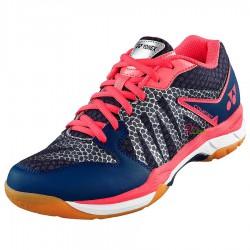 【YONEX】POWER CUSHION CF2藍粉 女款比賽級羽球鞋