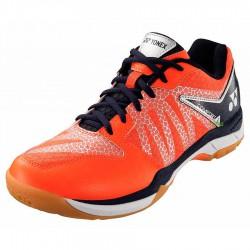 【YONEX】POWER CUSHION CF2橘 男款比賽級羽球鞋