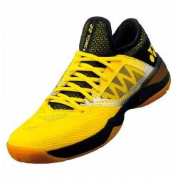 【YONEX】POWER CUSHION COMFORT Z 2M黃黑 羽球鞋