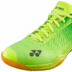 【YONEX】POWER CUSHION AERUS X黃 羽球鞋