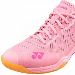 【YONEX】POWER CUSHION AERUS X粉紅 羽球鞋