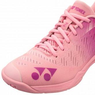 【YONEX】POWER CUSHION AERUS Z粉 羽球鞋