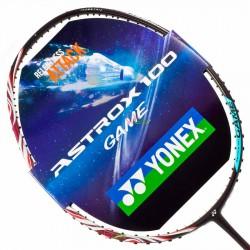 【YONEX】ASTROX 100GAME 快速連續進攻烈焰來襲羽球拍