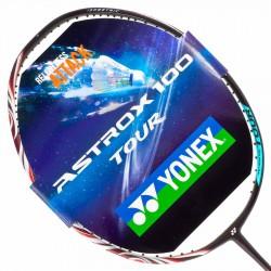 【YONEX】ASTROX 100TOUR 快速連續進攻烈焰來襲羽球拍