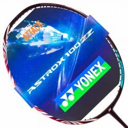 【YONEX】ASTROX 100ZZ鮮紅色 實現流暢且快速連續進攻羽球拍