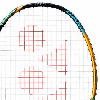 【YONEX】ASTROX 88D GAME駱駝金 更優秀的擊球表現中階羽球拍