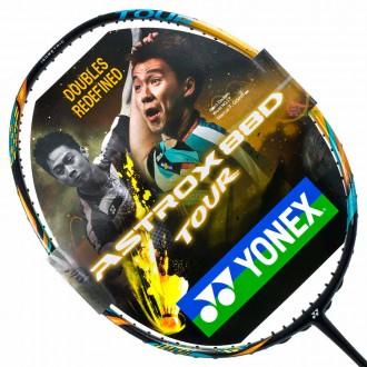【YONEX】ASTROX 88D TOUR駱駝金 放膽攻擊重扣全場羽球拍