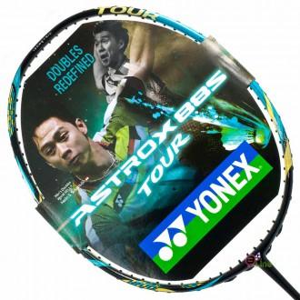【YONEX】ASTROX 88S TOUR翡翠藍 放膽攻擊制馭全場羽球拍