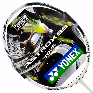 【YONEX】ASTROX 99TOUR白 強化揮拍力量羽球拍