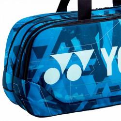 【YONEX】BA92031WEX水藍 矩型雙層手提側背拍包