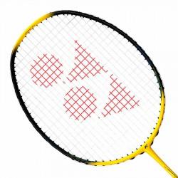 【YONEX】NANOFLARE ABILITY黃 輕量碳纖4U穿線入門羽球拍