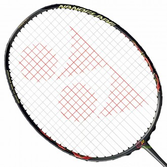 【YONEX】NANOFLARE 380 SHARP消光黑 穩定加速出球速度羽球拍