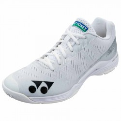 【YONEX】75TH POWER CUSHION AERUS Z白 羽球鞋