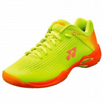 【YONEX】POWER CUSHION ECLIPSION X果黃 羽球鞋