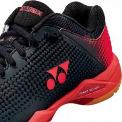 【YONEX】POWER CUSHION ECLIPSION X黑紅 羽球鞋