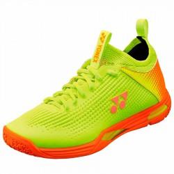 【YONEX】POWER CUSHION ECLIPSION Z果黃 寬楦羽球鞋