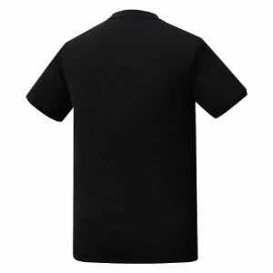 【YONEX】11560TR-007黑 男款羽球服