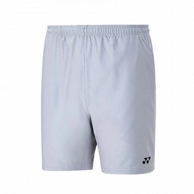 【YONEX】12071TR-010灰 男款羽球短褲