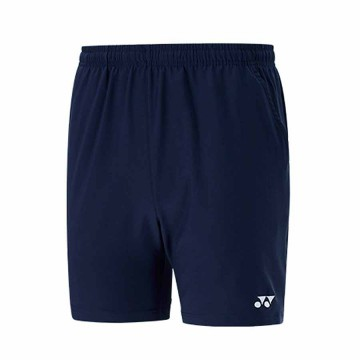 【YONEX】12071TR-019丈青藍 男款羽球短褲
