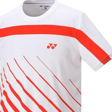 【YONEX】13121TR-496日落紅 男款羽球服
