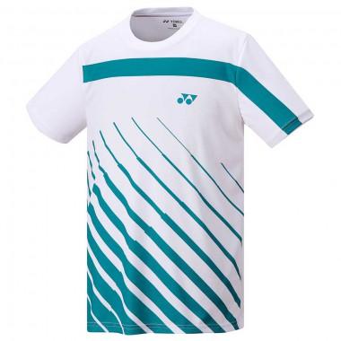【YONEX】13121TR-586翡翠藍 男款羽球服