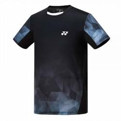 【YONEX】13190TR-007黑 男款羽球服