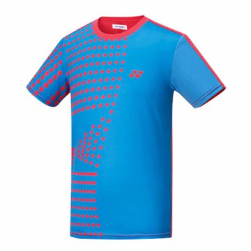 【YONEX】13200TR-002藍 男款羽球服